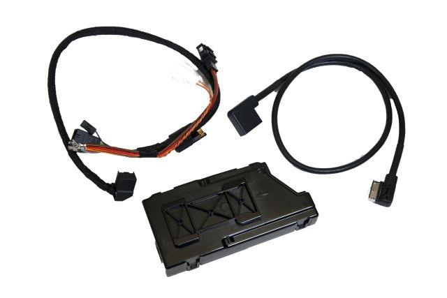 Diagram Media Digital Interface (MDI) Retrofit Kit (5N0057342B) for your Volkswagen